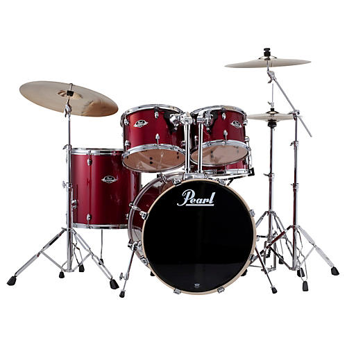 Pearl Export Standard 5-Piece Drum Set with Hardware-thumbnail