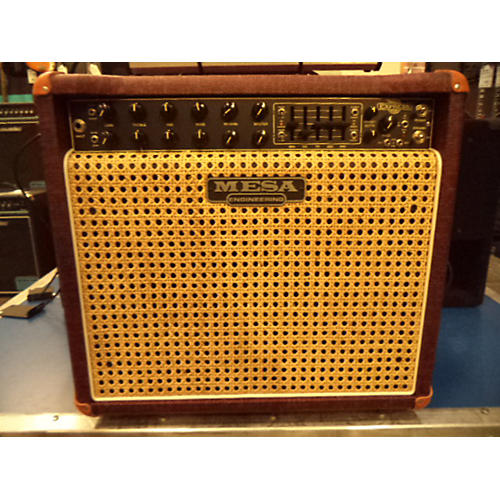 Mesa Boogie Express 5:25+ 1X12 25W Vintage Borduex W/Wicker Grille Tube Guitar Combo Amp