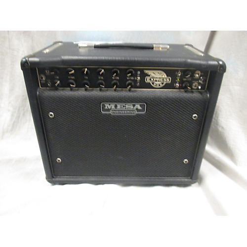 Used mesa boogie express 5 25 1x10 25w tube guitar combo for Mesa boogie express 5 25