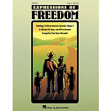 Hal Leonard Expressions Of Freedom Volume 2 (Anthlogy of African American Spirituals) by Rene Boyer-Alexander (Orff)