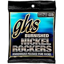 GHS Extra Light Burnished Nickel Guitar Strings