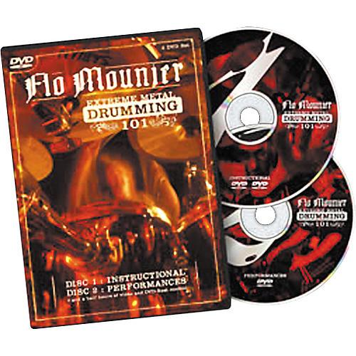 ZZZ Extreme Metal Drumming DVD Set