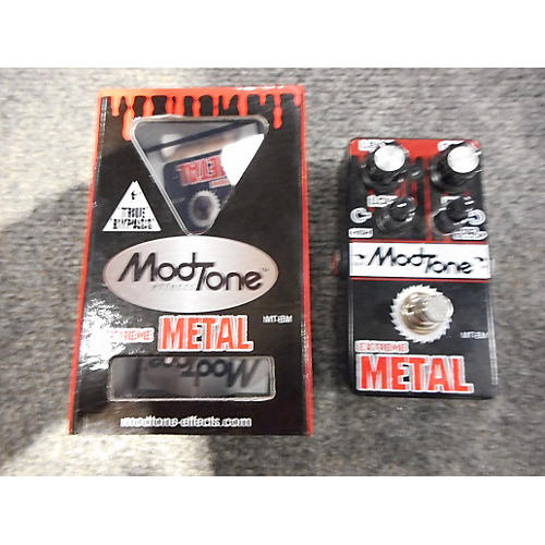 Modtone Extreme Metal Effect Pedal