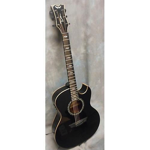 Dean Exultra Cbk Acoustic Electric Guitar
