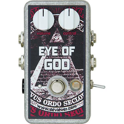 Devi Ever Eye of God Guitar Effects Controller-thumbnail