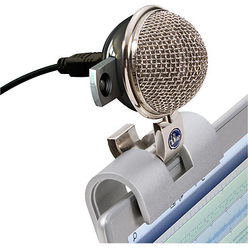 Blue Eyeball USB Microphone with Webcam