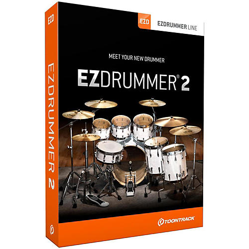 Toontrack Ezdrummer 2 Boxed-thumbnail