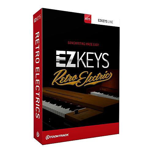 Toontrack Ezkeys Retro Electrics Software Download-thumbnail