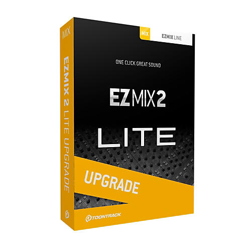 Toontrack Ezmix 2 Lite Upgrade Software Download