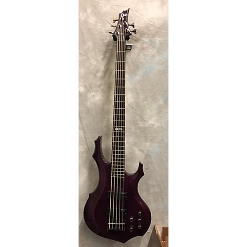 ESP F-155DX Electric Bass Guitar