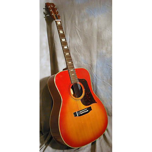 Conn F-21 Acoustic Guitar