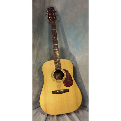 Fender F-210 MIJ Acoustic Guitar