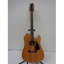 Fender F-270SCE Acoustic Electric Guitar