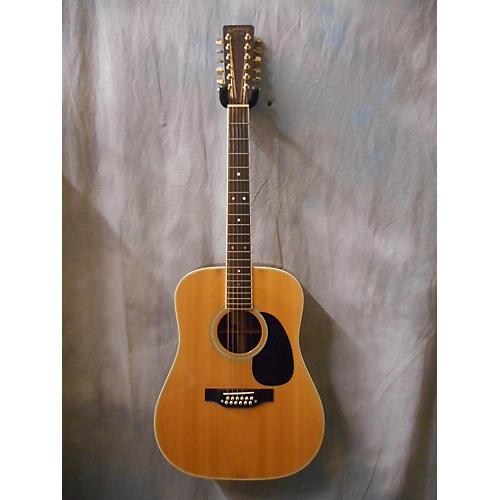 Takamine F-400s 12 String Acoustic Guitar-thumbnail