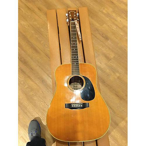 Fender F-75 Acoustic Guitar-thumbnail