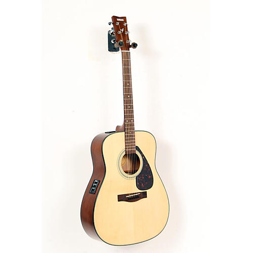 Yamaha F Series FX325 Dreadnought Acoustic Electric Guitar Natural 888365291604