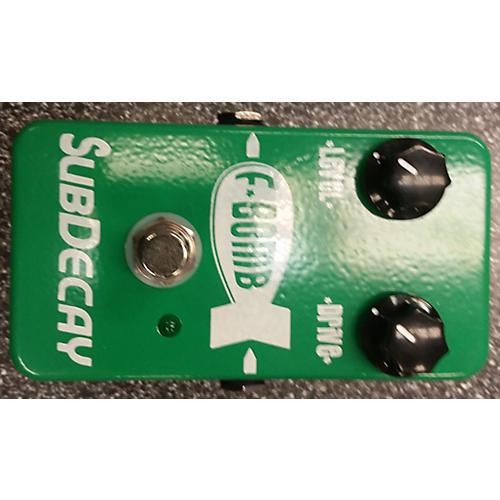 Subdecay F-bomb Effect Pedal-thumbnail