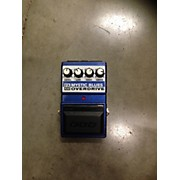 DOD F102 Mystic Blues Overdrive Effect Pedal