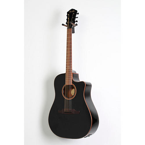 Fender F1020SCE Cutaway Dreadnought Acoustic-Electric Guitar-thumbnail