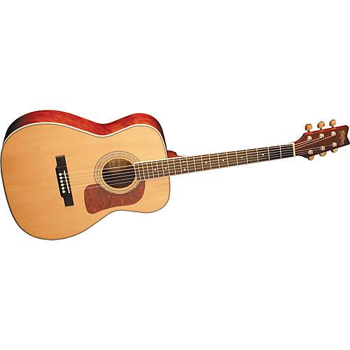 Washburn F11S Solid Cedar Top Acoustic Guitar-thumbnail