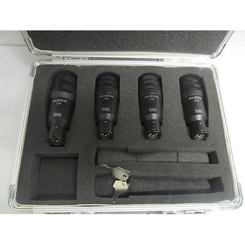 Audix F12 And F10 X3 MIC SET Dynamic Microphone