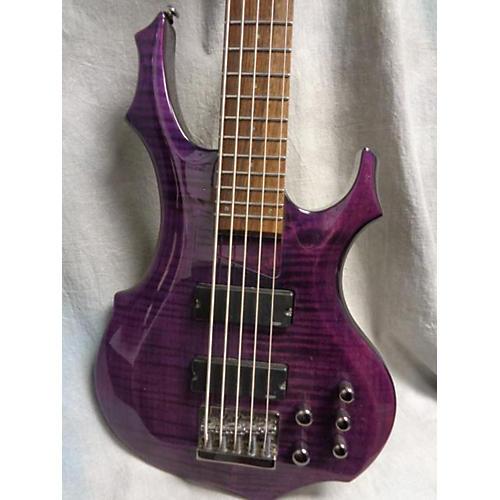 ESP F155DX Electric Bass Guitar-thumbnail