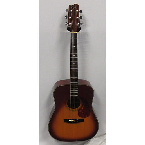 Fender F220 Acoustic Guitar-thumbnail