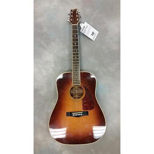 Fender F240A Dread Acoustic Guitar-thumbnail