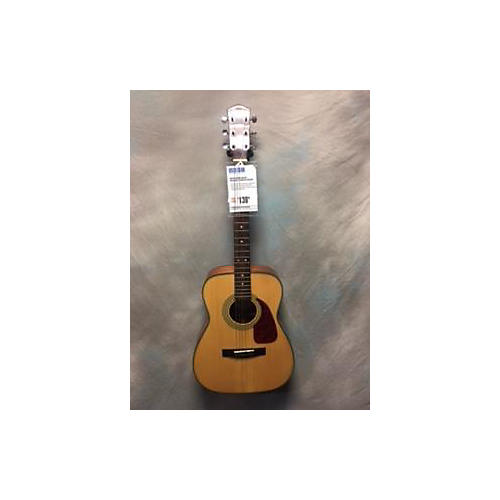 Fender F265C Acoustic Guitar