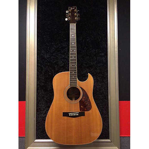 Fender F270sce Acoustic Electric Guitar