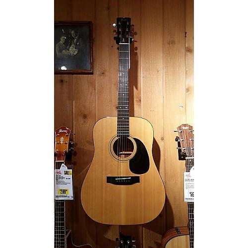 Fender F3 Acoustic Guitar Natural