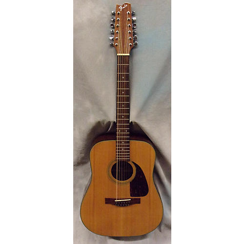Fender F310-12 12 String Acoustic Guitar-thumbnail