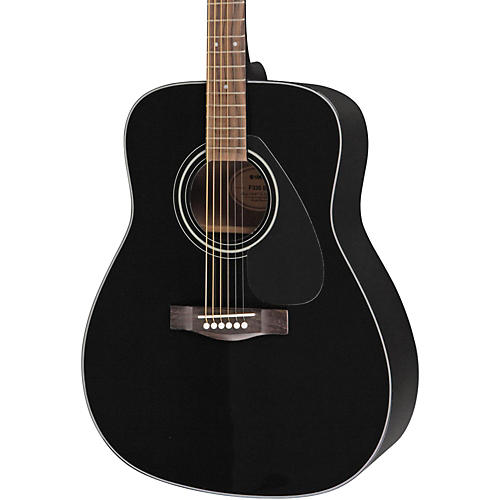 Yamaha F335 Acoustic Guitar Black-thumbnail