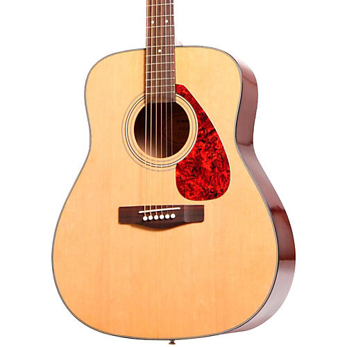 Yamaha F Acoustic Guitar Natural