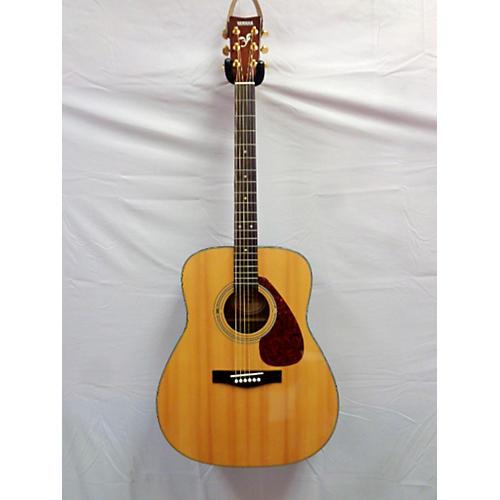 Used Yamaha F Acoustic Guitar