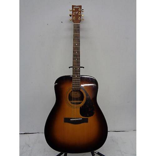 used yamaha f335 acoustic guitar guitar center. Black Bedroom Furniture Sets. Home Design Ideas