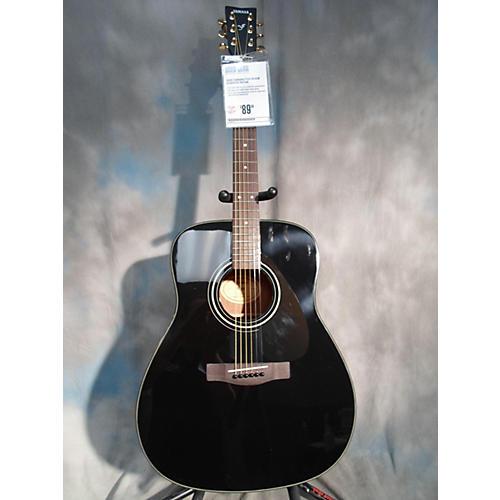 Yamaha F335 Black Acoustic Guitar
