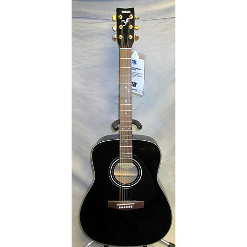 Yamaha F335 Black Acoustic Guitar-thumbnail