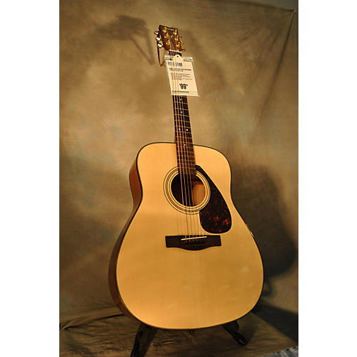 Yamaha F335 Natural Acoustic Guitar-thumbnail