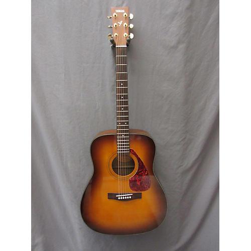 Yamaha F335 Sandburst Acoustic Guitar