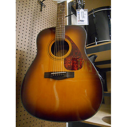 Yamaha F335 Sunburst Acoustic Guitar-thumbnail