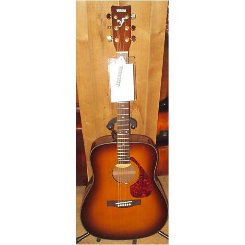 Yamaha F335 Tobacco Burst Acoustic Guitar-thumbnail