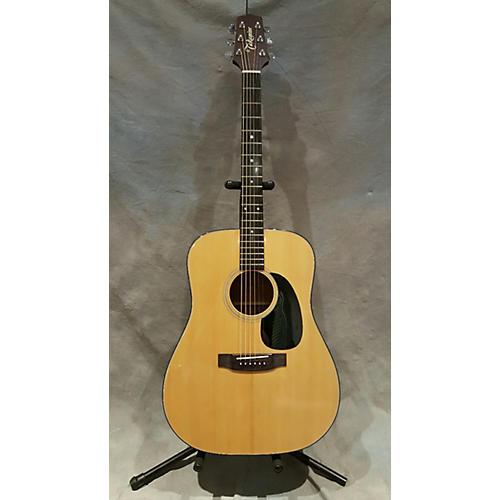 Takamine F340 Acoustic Guitar-thumbnail