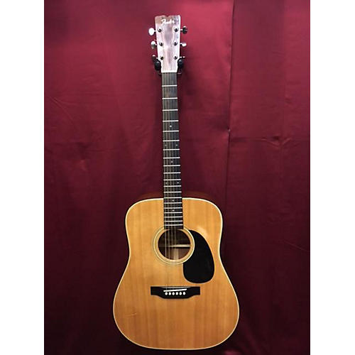 Fender F35 Acoustic Guitar