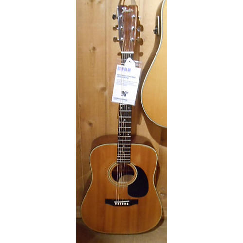 Fender F35 Acoustic Guitar