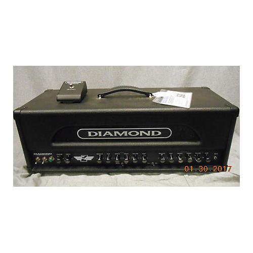Diamond Amplification F4 Vanguard Series 100W Tube Guitar Amp Head-thumbnail