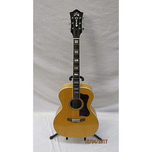 used guild f47 m acoustic guitar guitar center. Black Bedroom Furniture Sets. Home Design Ideas