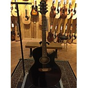 Guild F4CE BK HG Acoustic Electric Guitar