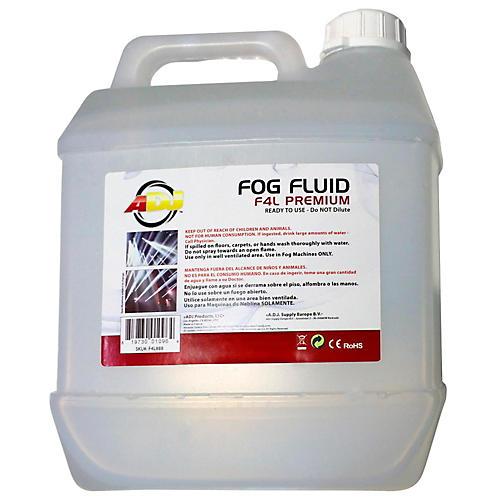 American DJ F4L Premium High Performance Fog Juice 4 Liter Size-thumbnail