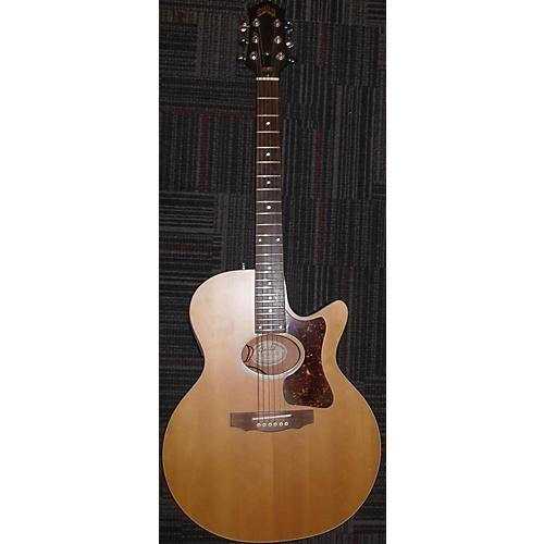 Guild F4ce Acoustic Electric Guitar